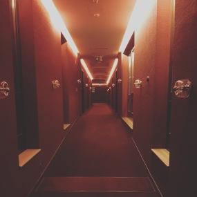 Shining anyone? Hotel Stacio Airport