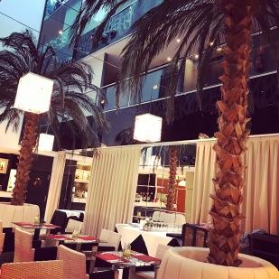 Neuvo Boston Hotel restaurant