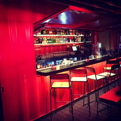 Farruca bar in a shipping container? Yes please!!