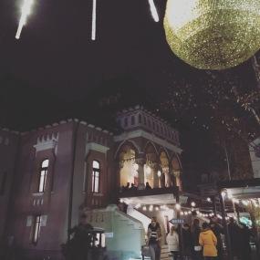 Beautiful restaurant Hanul Berarilor