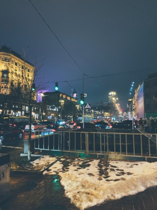 Kyiv Nights