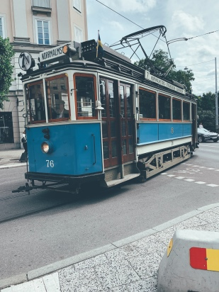 Trams are cool
